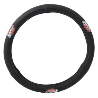 Pilot® - Leather Steering Wheel Cover with Louisville Logo