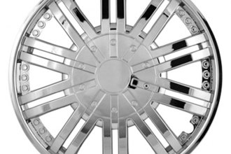 Pilot® - Vent Chrome Wheel Covers 14""