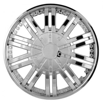 Pilot® - Vent Chrome Wheel Covers 15""