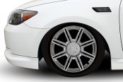 Pilot® - Chrome Wheel Covers 15""