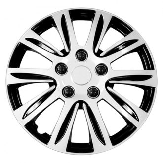 "Pilot® - 15"" Silver Label Premier Wheel Covers"