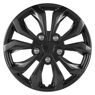 "Pilot® - 15"" Gunmetal Performance Wheel Covers"