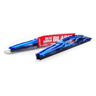 "Pilot® - Arista Dual 16"" Anodized Blue Wiper Blade"