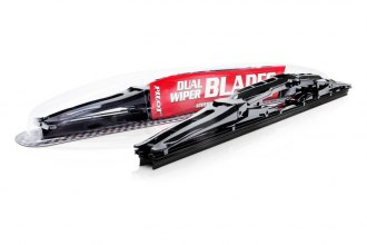 Pilot® - Arista Black Dual Wiper Blade 22""