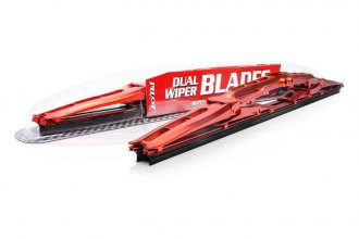 Pilot® - Arista Burnt Orange Dual Driver Side Wiper Blade 22""