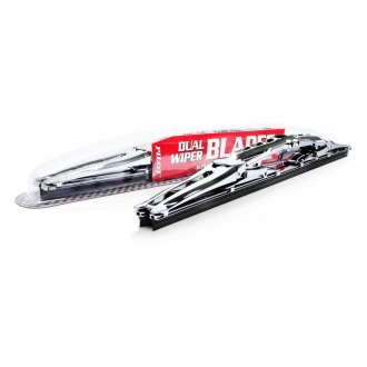 "Pilot® - Arista Dual 16"" Chrome Wiper Blade"