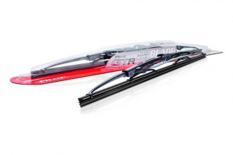 Pilot® WBG-18CF - GTR Black Carbon Driver Side Wiper Blade 18""