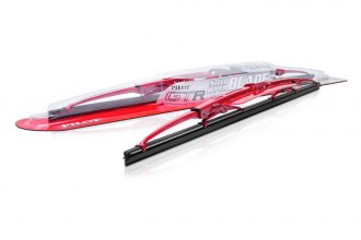 Pilot® WBG-20R - GTR Red Passenger Side Wiper Blade 20""