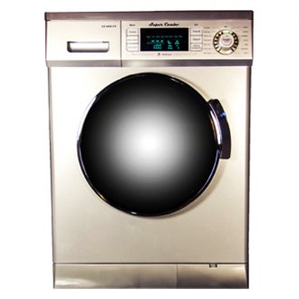 Pinnacle Appliances® - Silver Super Combo Washer/Dryer