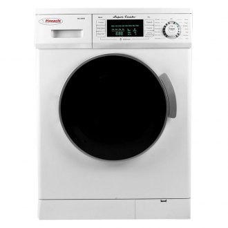 Pinnacle Appliances® - White Super Combo Washer/Dryer