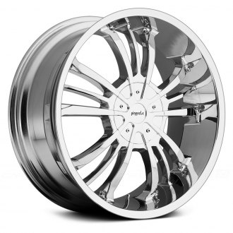 PINNACLE® - GUNNER Chrome