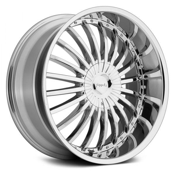 30 Chrome Rims : Pinnacle silo wheels chrome rims p m
