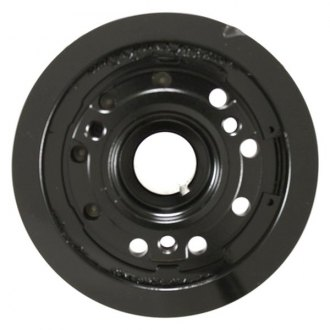 Pioneer Automotive® - Performance Race Type Harmonic Balancer - Countersunk Pulley