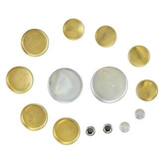 Pioneer Automotive® - Carded Brass Expansion Plug Kit