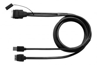 Pioneer® - iPod/iPhone Audio and Video Direct Connection Cable