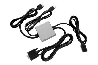 Pioneer® - VGA Interface Cable Kit for Pioneer Receivers w/o Charge Providing
