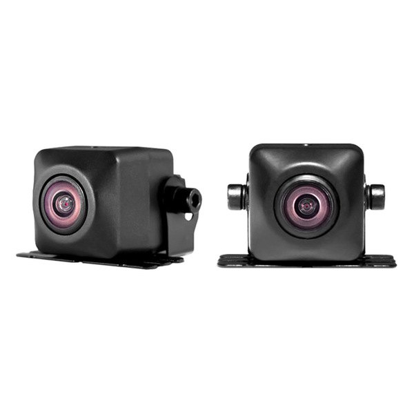 Pioneer® - Rear View Back-Up Camera with Mounting Bracket and Low Light Performance