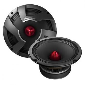 "Pioneer® - 8"" PRO Series 700W Midrange Speakers"