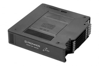 Pioneer® - CD Player Magazine (6 disc; Compatible with Pioneer(R) players)