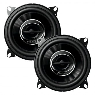 "Pioneer® - 4"" 2-Way G-Series 210W Coaxial Speakers"