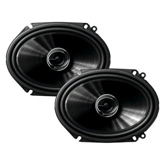 "Pioneer® - 6"" x 8"" 2-Way G-Series 250W Speakers"