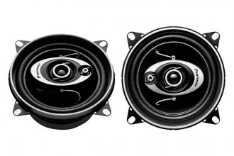 "Pioneer® - 4"" A-Series 3-Way 150W Coaxial Speakers"