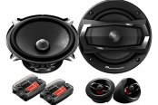 "Pioneer® - 5-1/4"" 300W A-Series Component Speaker System"