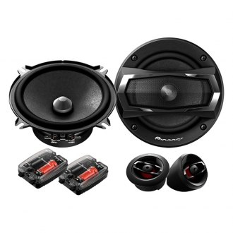 Pioneer® - 5-1/4 300W A-Series Component Speaker System