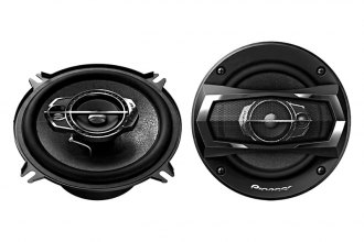 "Pioneer® - 5-1/4"" A-Series 3-Way 300W Coaxial Speakers"