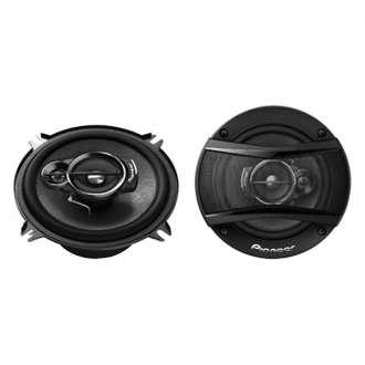 "Pioneer® - 5-1/4"" 3-Way A-Series 300W Coaxial Speakers"