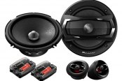 "Pioneer® - 6-1/2"" 350W A-Series Component Speaker System"