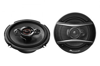 "Pioneer® - 6.5"" A-Series 320W 3-Way Speakers"
