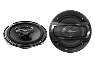 "Pioneer® - 6-1/2"" / 6-3/4"" A-Series 4-Way 350W Coaxial Speakers"