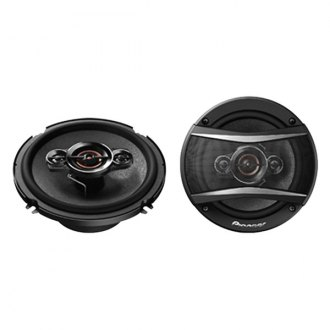 "Pioneer® - 6.5"" A-Series 350W 4-Way Speakers"