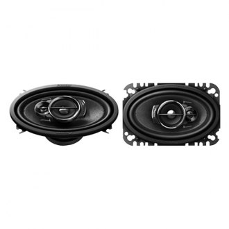 "Pioneer® - 4"" x 6"" A-Series 200W 3-Way Speakers"