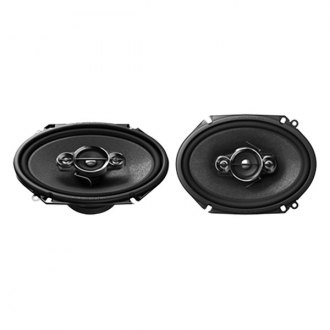 "Pioneer® - 6"" x 8"" A-Series 350W 4-Way Speakers"