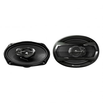 "Pioneer® - 6"" x 9"" 3-Way A-Series 400W Coaxial Speakers"