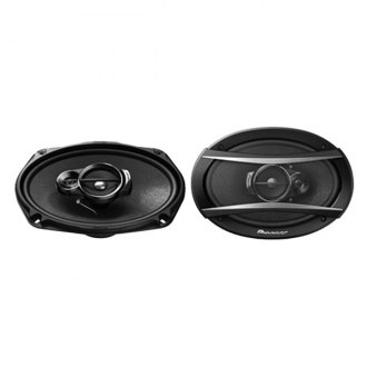 "Pioneer® - 6"" x 9"" 3-Way A-Series 420W Coaxial Speakers"