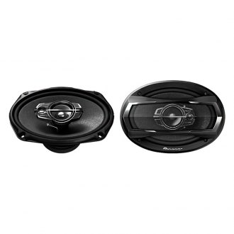 "Pioneer® - 6"" x 9"" 3-Way A-Series 500W Coaxial Speakers"