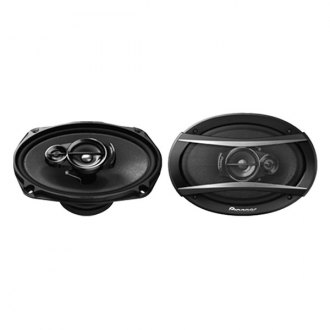 "Pioneer® - 6"" x 9"" 3-Way A-Series 550W Coaxial Speakers"