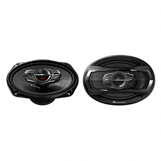 "Pioneer® - 6"" x 9"" 4-Way A-Series 550W Coaxial Speakers"