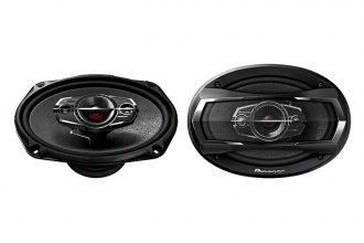 "Pioneer® - 6"" x 9"" A-Series 4-Way 275W Coaxial Speakers"