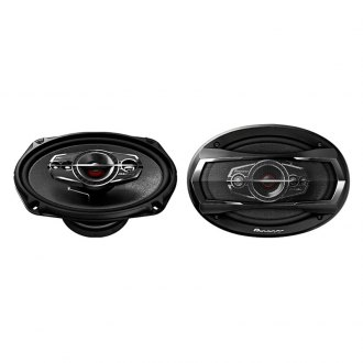 "Pioneer® - 6"" x 9"" A-Series 5-Way 300W Coaxial Speakers"