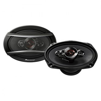 "Pioneer® - 6"" x 9"" 5-Way A-Series 650W Coaxial Speakers"