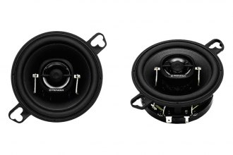 "Pioneer® - 3-1/2"" A-Series 2-Way 60W Coaxial Speakers"