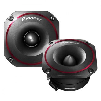 "Pioneer® - 3-1/2"" High Efficiency PRO Series 250W Bullet Tweeters"