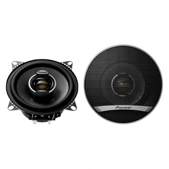 "Pioneer® - 4"" 2-Way D-Series 110W Coaxial Speakers"