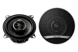 "Pioneer® - 4"" D-Series 2-Way 110W Speakers"