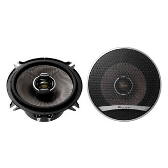 "Pioneer® - 5-1/4"" 2-Way D-Series 180W Coaxial Speakers"