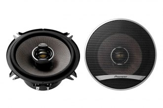 "Pioneer® - 5-1/4"" D-Series 2-Way 180W Speakers"